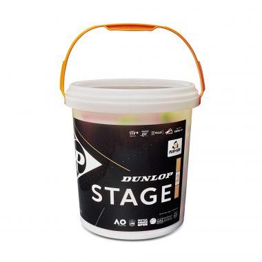 Dunlop Stage tennisbal bucket