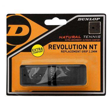 Dunlop grip racket revolution NT zwart