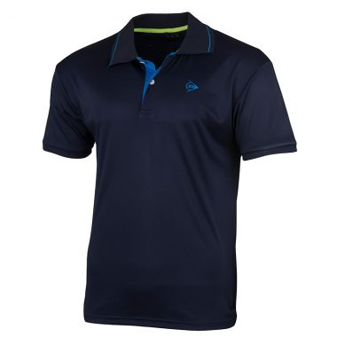 Dunlop polo donkerblauw