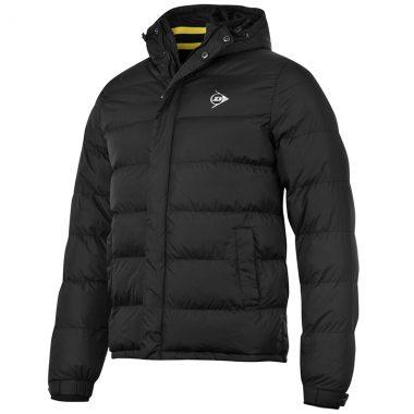 Dunlop padded jacket black