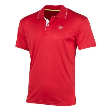 Dunlop Polo rood