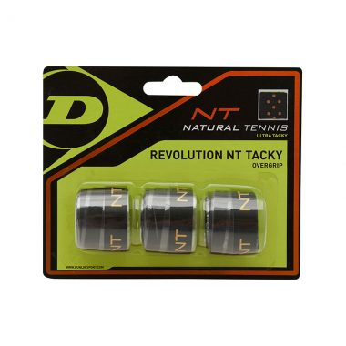Dunlop Grip Revolution tacky zwart