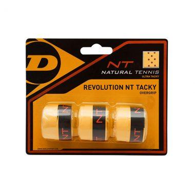 Dunlop Grip Revolution tacky oranje