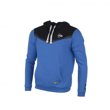 Dunlop Hoodie Blauw Antraciet