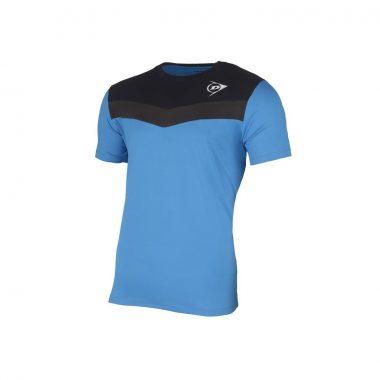 Dunlop tshirt blauw antraciet