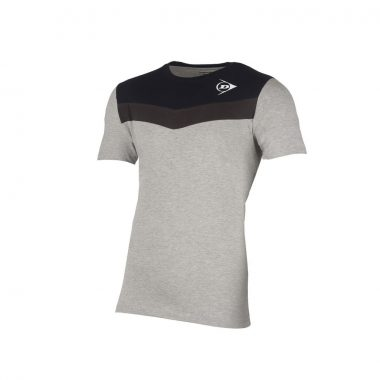 Dunlop tshirt grijs antraciet