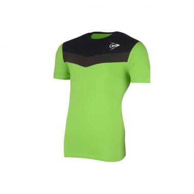 Dunlop tshirt groen antraciet